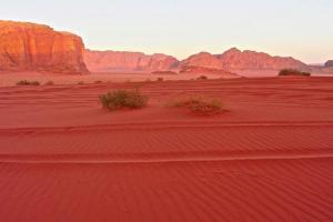 Wadi Rum @ Sunrise