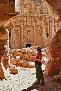 Photo by Roger BrownPetra, Jordan